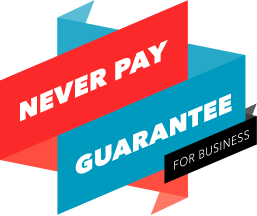 The Never Pay Guarantee